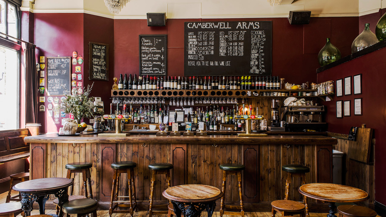 Michael Davies, Camberwell Arms